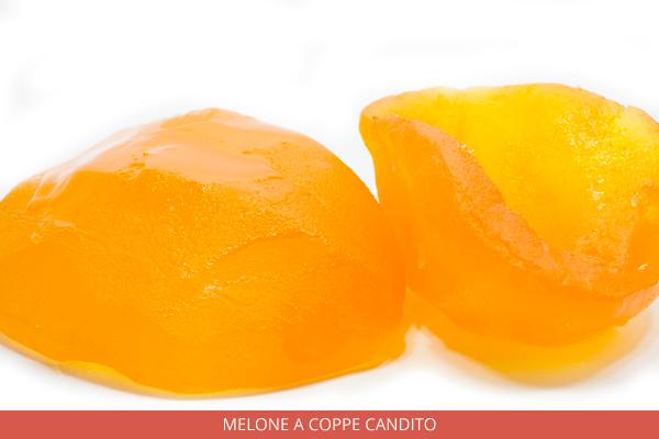 Melone a coppe candito - Ambrosio