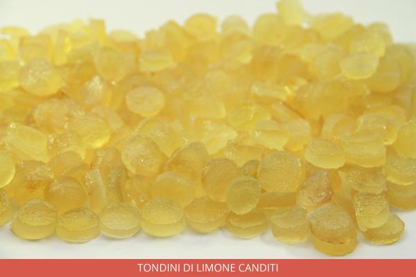 Tondini di Limone canditi - Ambrosio