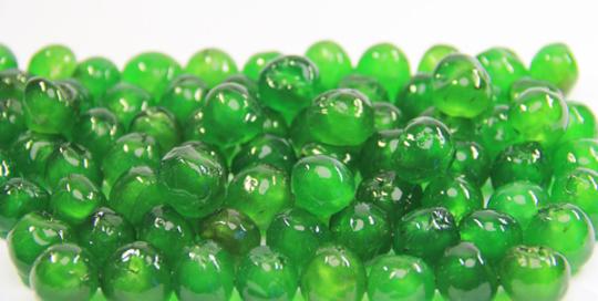 Ciliegie verdi candite - Ambrosio