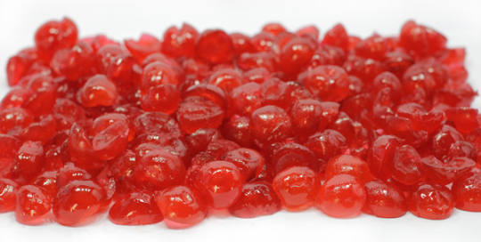 Ciliegie rosse a metà candite - Ambrosio