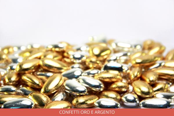 Confetti oro e argento - Ambrosio