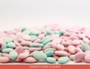 Confetti rosa e celesti - Ambrosio