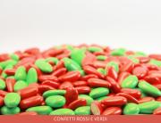 Confetti rossi e verdi - Ambrosio