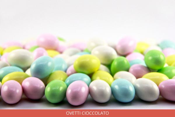 Ovetti cioccolato - Ambrosio