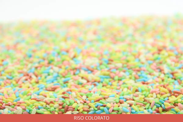riso colorato - Ambrosio