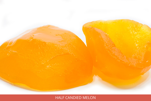 Half Candied Melon - Ambrosio