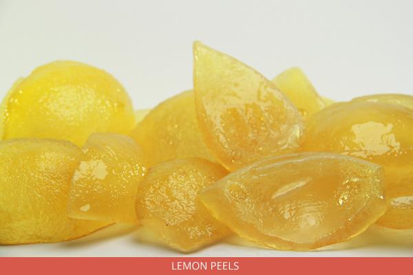 Lemon Peels - Ambrosio
