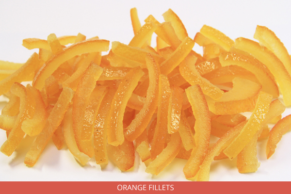 Orange Fillets - Ambrosio