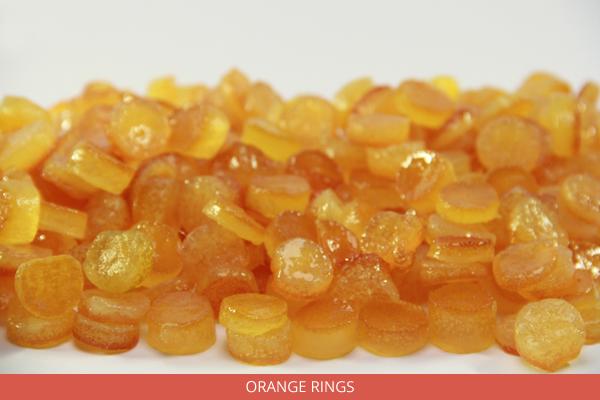 Orange Rings - Ambrosio
