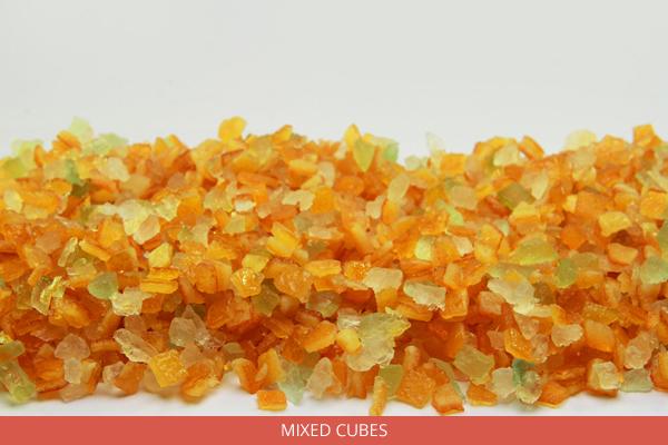 Mixed Cubes - Ambrosio