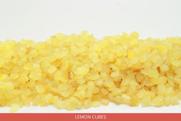 Lemon Cubes - Ambrosio