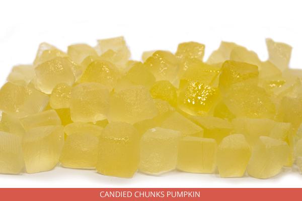 Candied Chunks Pumpkin - Ambrosio
