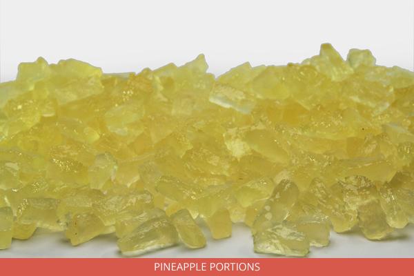 Pineapple Portions - Ambrosio