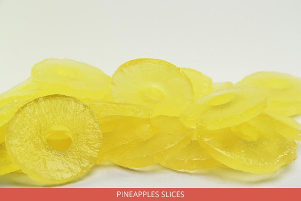 Pineapples Slices - Ambrosio