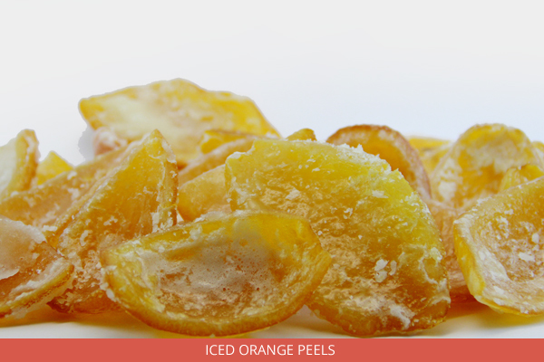 Iced Orange Peels - Ambrosio