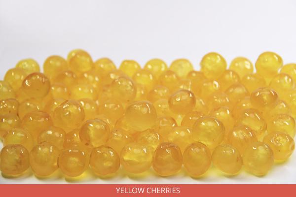 Yellow cherries - Ambrosio