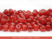 Whole and Rout Candied Cherries - Ambrosio