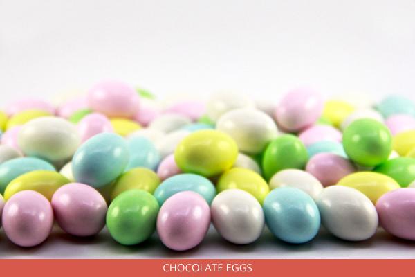 Chocolate eggs - Ambrosio