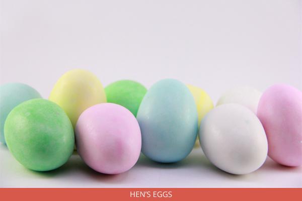 Hen's eggs - Ambrosio