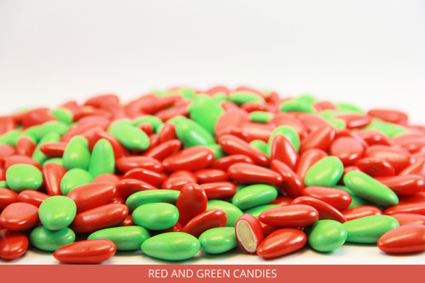 Red and Green Candies - Ambrosio
