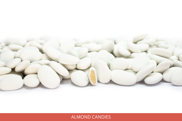Almond Candies - Ambrosio