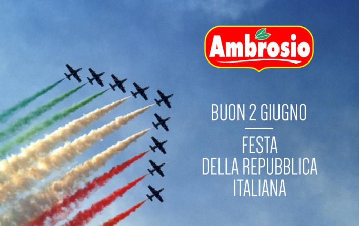 Ambrosio - Festa della Repubblica