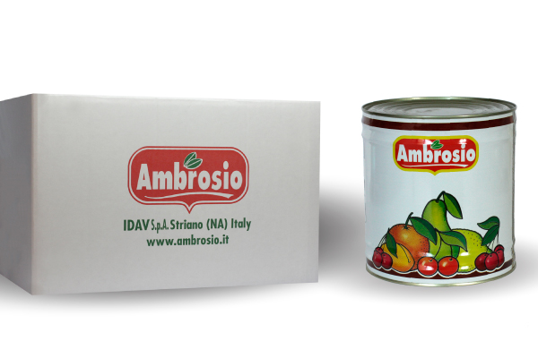 Candied Fruit Packaging - Ambrosio
