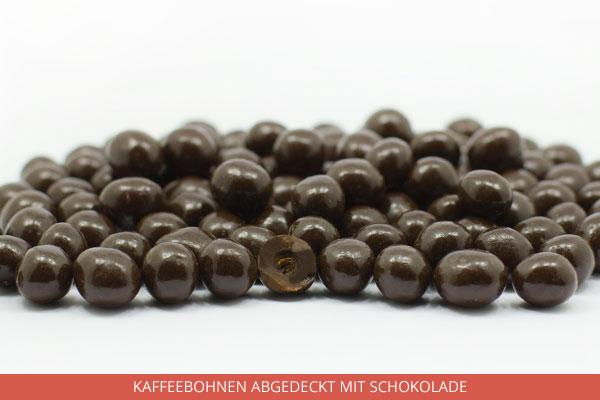 Kaffeebohnen abgedeckt mit Schokolade - Ambrosio