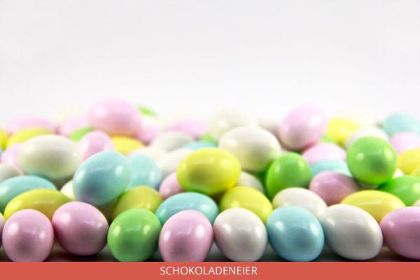Schokoladeneier - Ambrosio