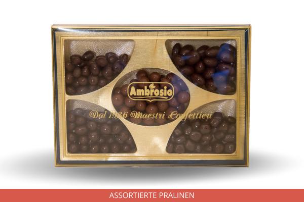 Assortierte Pralinen - Ambrosio