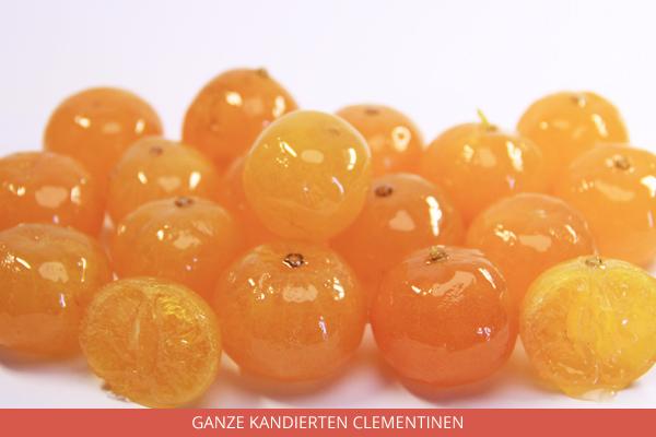 Ganze Kandierten Clementinen - Ambrosio