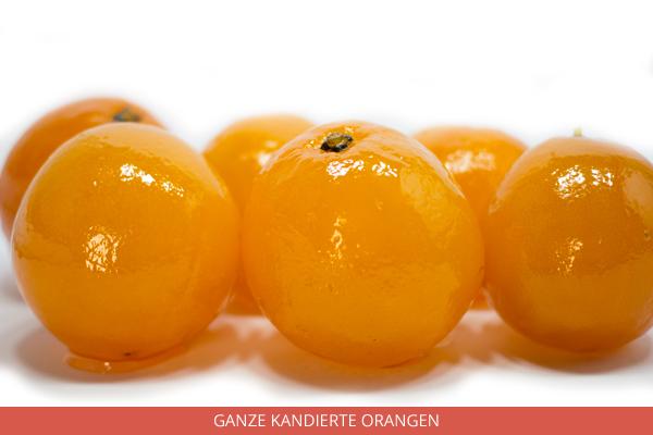 Ganze Kandierte Orangen - Ambrosio