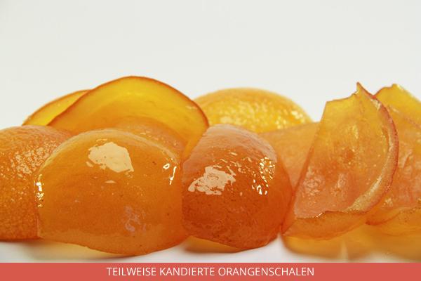 Teilweise Kandierte Orangenschalen - Ambrosio