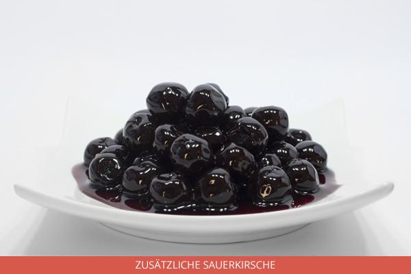 Zusätzliche Sauerkirsche - Ambrosio