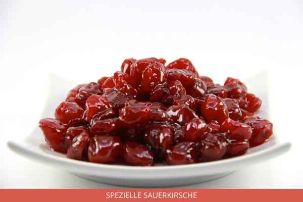 Spezielle Sauerkirsche - Ambrosio