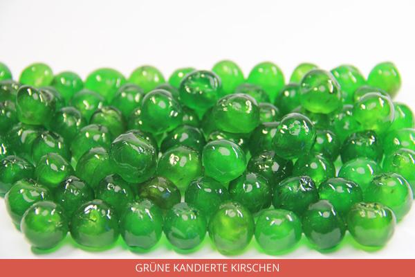 Grüne Kandierte Kirschen - Ambrosio
