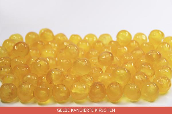 Gelbe Kandierte Kirschen - Ambrosio