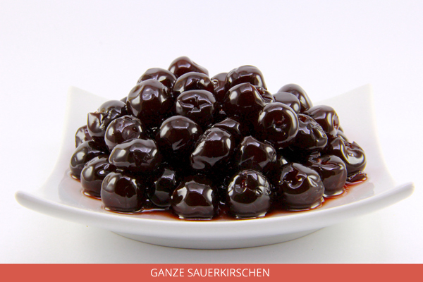 Ganze Sauerkirschen - Ambrosio