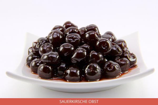 Sauerkirsche Obst - Ambrosio