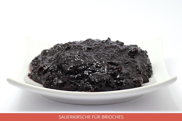 Sauerkirsche für Brioches - Ambrosio
