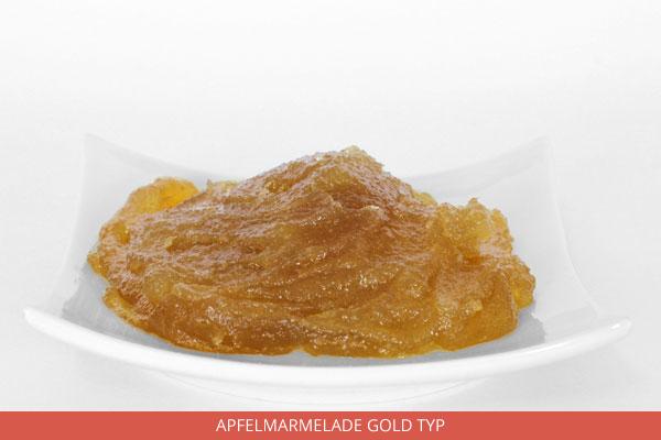 Apfelmarmelade GOLD Typ - Ambrosio