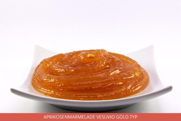 Aprikosenmarmelade Vesuvio GOLD Typ - Ambrosio