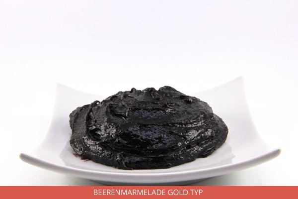 Beerenmarmelade GOLD Typ - Ambrosio