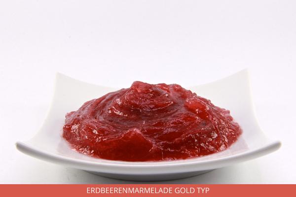 Erdbeerenmarmelade GOLD Typ - Ambrosio