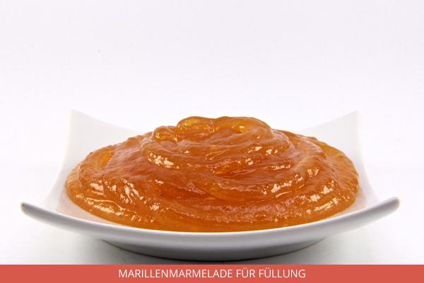 Marillenmarmelade für Füllung - Ambrosio