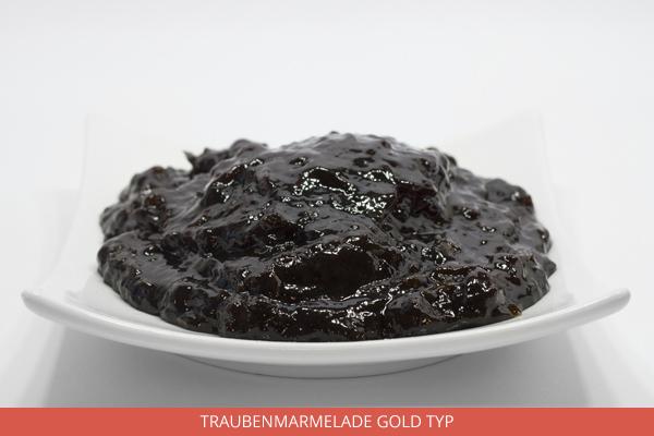 Traubenmarmelade GOLD Typ - Ambrosio
