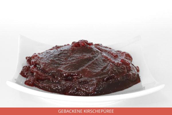 Gebackene Kirschepüree - Ambrosio