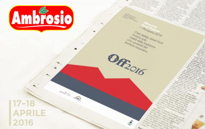 Ottaviano Food Festival | Ambrosio - I.D.A.V. Spa