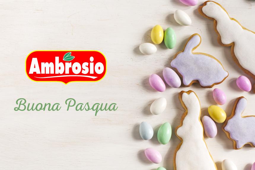 Buona Pasqua - Ambrosio