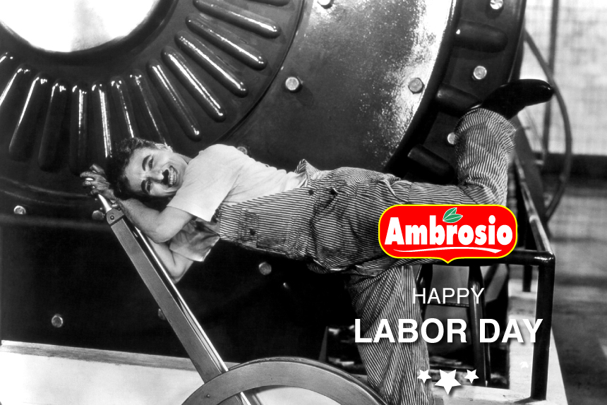 Ambrosio - Happy Labor Day